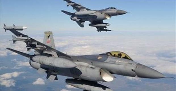 Avaşin-Basyan bölgesinde tespit edilen terör yuvaları imha edildi