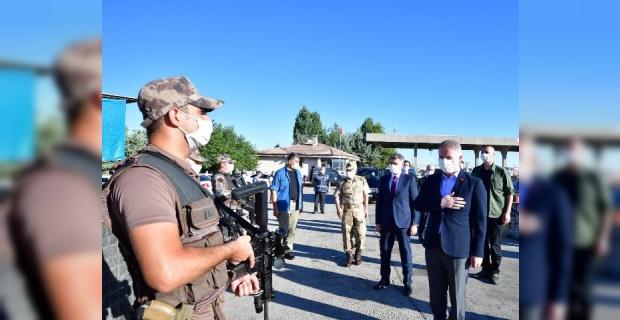 Gaziantep Valisi Gül,Uygulama Noktasında
