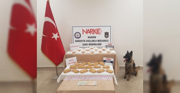 Mardin'de Uyuşturucu Ticaretine Geçit Yok