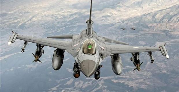 7 PKK'lı terörist, düzenlenen hava harekâtıyla etkisiz hale getirildi.