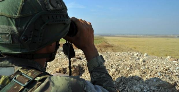 Fırat Kalkanı bölgesinde 2 PKK/YPG'li terörist gözaltına alındı.