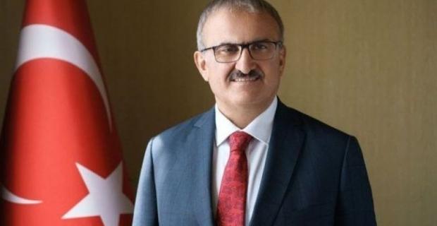 """Vali Karaloğlu """"Aziz milletimizin başı sağ olsun"""""""