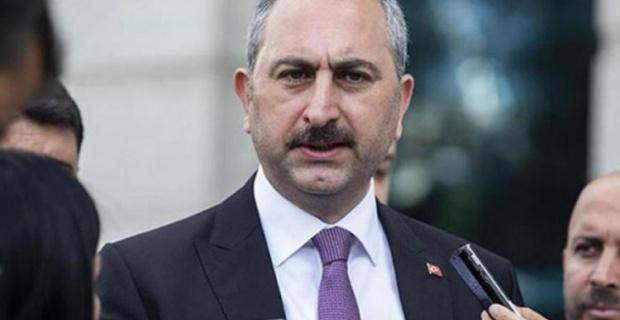 """Bakan Gül """"1200 hâkim ve savcı alımı için yapılacak sınava ilişkin ilanı, Bakanlığımızın web sitesinde yayınladık"""""""