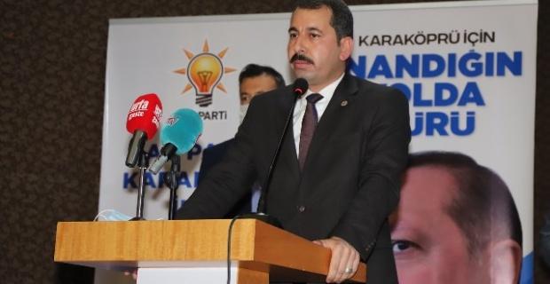 """Başkan Baydilli """"Şanlıurfa'yı birlik ve beraberlikle kalkındıracağız"""""""