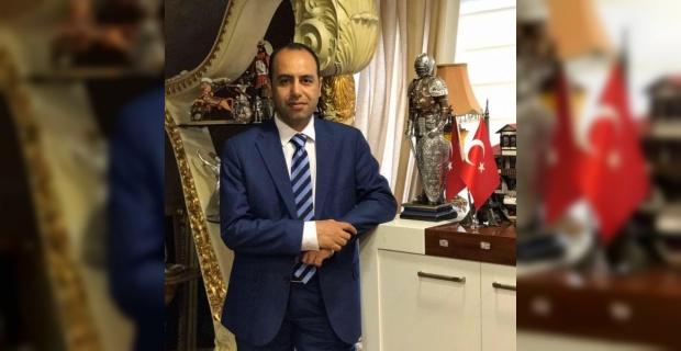 """Başkan Peltek """"Tüm dost ve akrabalarına sabır ve başsağlığı diliyorum"""""""