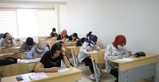 Haliliye'de YKS Startı Verildi