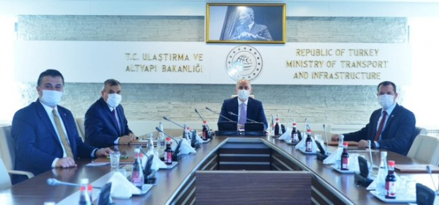 Şanlıurfa'nın Ulaşım Sorunları Ankara'ya taşındı