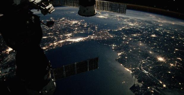 Uluslararası Uzay İstasyonu Türkiye Semalarında Olacak