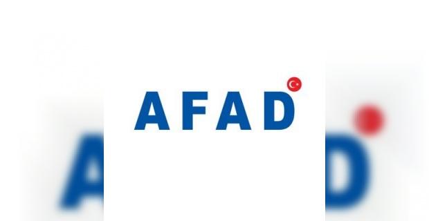 """AFAD """"toplam 554 artçı sarsıntı yaşanmıştır"""""""