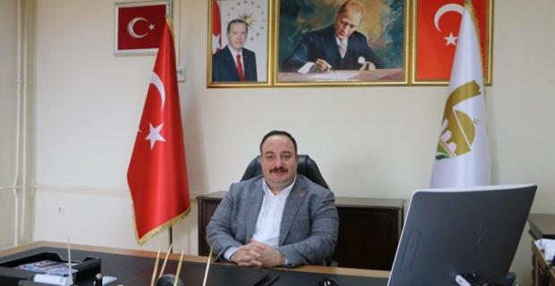 """Başkan Ekinci """"tüm milletimizin Cumhuriyet Bayramını kutluyorum"""""""