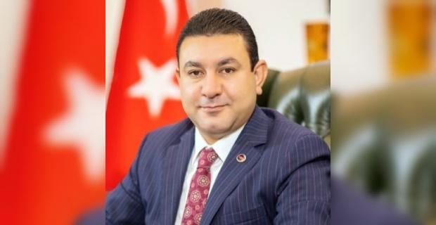 """Başkan Özyavuz """"tüm milletimizin 29 Ekim Cumhiyet Bayramı'nı kutluyorum"""""""