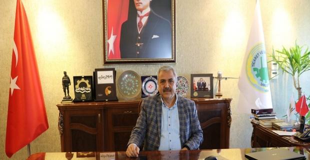 """Başkan Peltek, """"borçların yapılandırılması tüm vatandaşları rahatlatacaktır."""""""