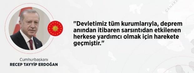Devlet İzmir İçin Seferber