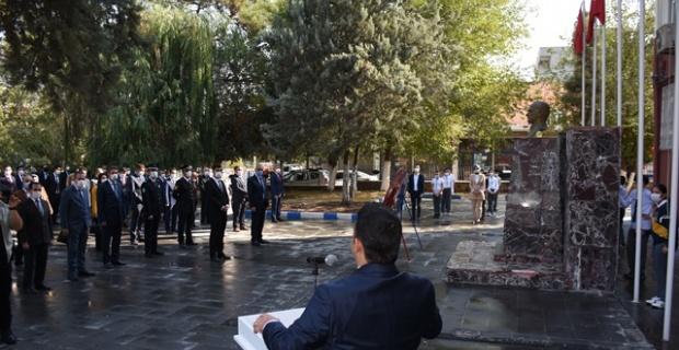 Hilvan'da Cumhuriyet Bayramının 97. Yıl Dönümü kutlandı