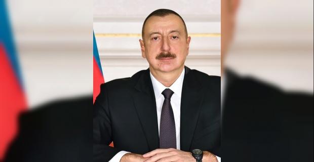 """Ilham Aliyev """"Ermenistan'ın siyasi-askeri liderliği işlenmiş suçlardan sorumludur"""""""