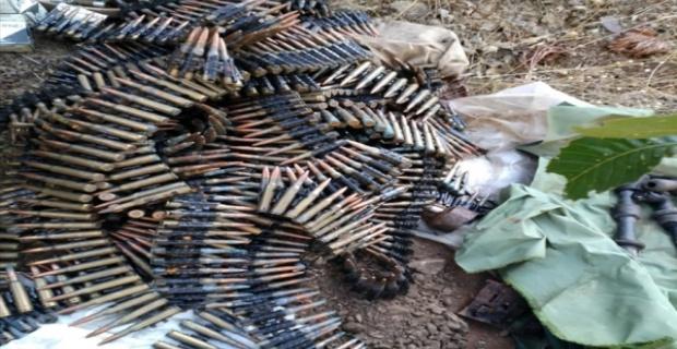 Terör Örgütü PKK'ya Yönelik Operasyonlar Hız Kesmeden Devam Ediyor
