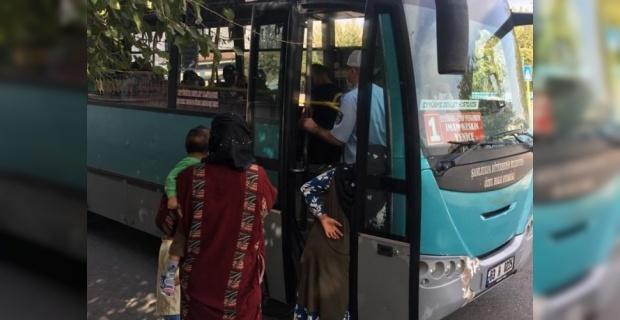 Toplu Taşımada Koronavirüse Karşı Sıkı Denetim