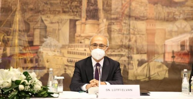 """Bakan Elvan """"Sonuç odaklı bir toplantı gerçekleştirdik"""""""