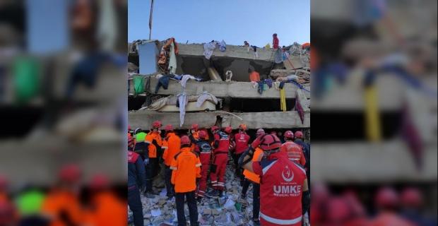 """Diyarbakır Büyükşehir Belediyesi """"Son kişiyi çıkarana kadar buradayız"""""""