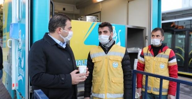 """""""Haliliye Belediyesi Gönül Çorbası"""""""