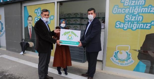 Haliliye Belediyesinden çölyaklı 350 kişiye gıda desteği