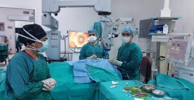 MTÜ Tıp Fakültesi'nden Çarpık Yüz'e Erken Teşhisin Önemi