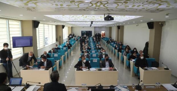Şanlıurfa Büyükşehir Belediyesi Bütçe Görüşmeleri  tamamlandı.