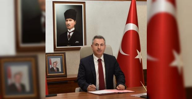 """Adana Valisi Elban """"Temizlik,maske ve mesafe kurallarına daha sıkı sıkıya riayet etmeliyiz"""""""