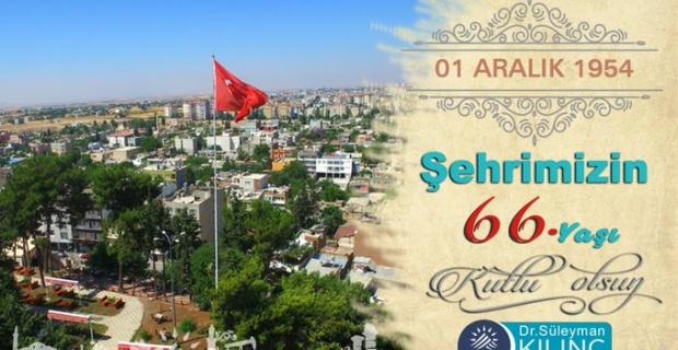 """Adıyaman Belediye Başkanı Kılınç """"kentimizin gelişiminde gayretlerini esirgemeyen herkese saygılarımla teşekkür ederim.."""""""