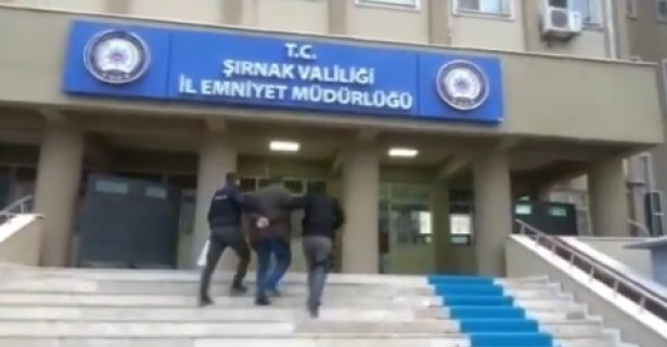Şırnak'ta 20 şüpheli gözaltına alındı