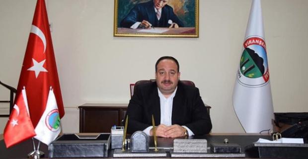 """Viranşehir Belediye Başkanı Ekinci """"tüm vatandaşlarımıza geçmiş olsun"""""""