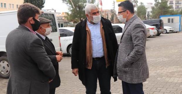 Başkan Albayrak'tan maske, sosyal mesafe ve hijyen uyarısı