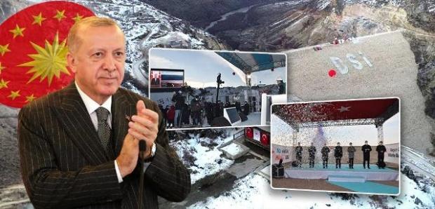 """Cumhurbaşkanı Erdoğan """"Diyarbakır'da sulanmayan tek bir arazi bırakmayacağız."""""""