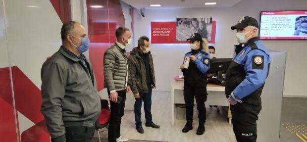 """Gaziantep İl Emniyet Müdürlüğü """"Önleminizi alın, sağlıkla kalın"""""""