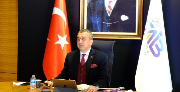 """Kileci """"GAİB'in 2021 hedefi aylık 1 milyar dolarlık ihracat"""""""