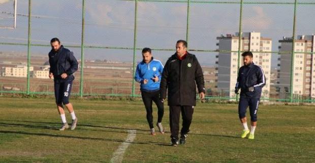 Şanlıurfaspor  Afjet Afyonspor maçı hazırlıklarına başladı