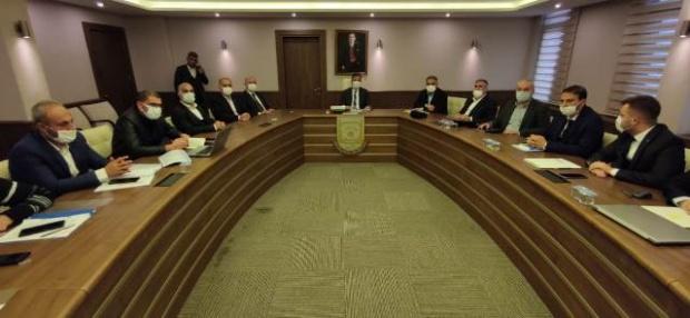Toplu İş Sözleşmelerinin ikinci oturumu gerçekleştirildi.