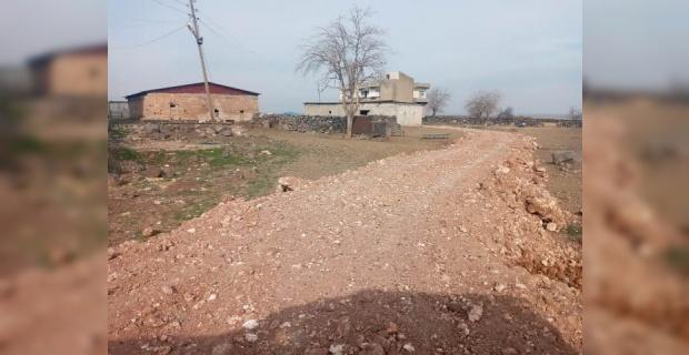 Viranşehir Belediyesi,stabilize çalışmalarına aralıksız devam ediyor.
