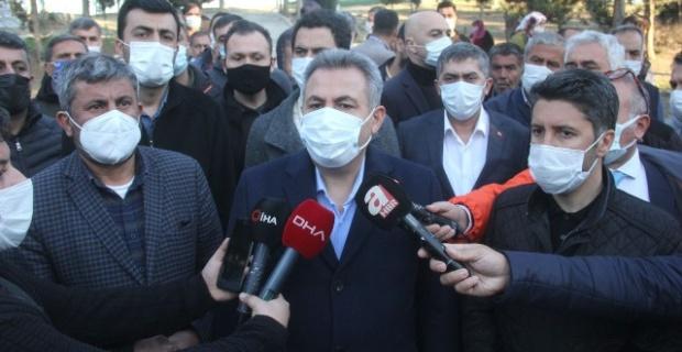 """Adana Valisi Elban """"bu alçak saldırının failleri Türk adaletinin huzurunda hesap verecektir"""""""