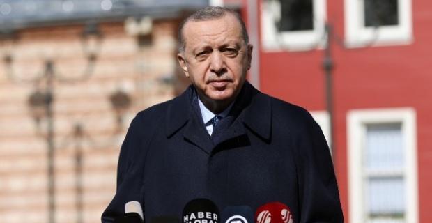 """Erdoğan """"Biz darbenin her türlüsüne karşıyız.Darbeleri kabul etmemiz özellikle mümkün değil."""""""