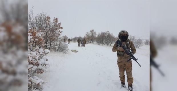 'Eren-11 Sehi Ormanları Operasyonu' başlatıldı