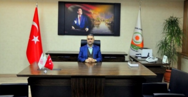 Şanlıurfa Büyükşehir Genel Sekreteri Ferit Dağdeviren