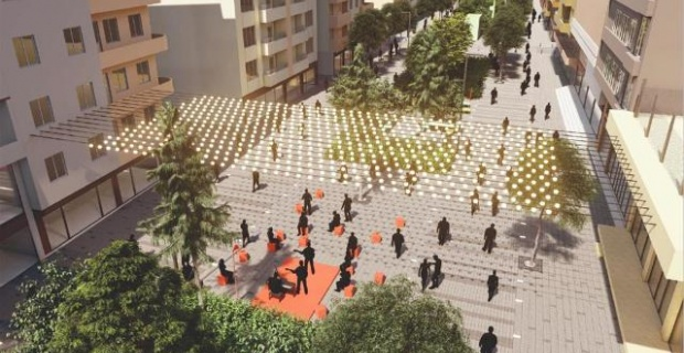 Siirt Valisi Hacıbektaşoğlu,Hz. Fakirullah Caddesi Lansman Toplantısı'nda gazetecilerle bir araya geldi.