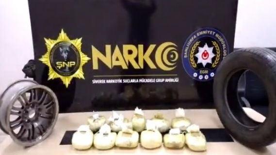 Sokak satıcılarına operasyon 38 gözaltı