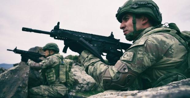 5 PKK/YPG'li terörist etkisiz hâle getirildi.