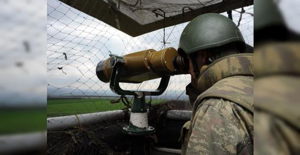 8 PKK/YPG'li terörist etkisiz hâle getirildi.