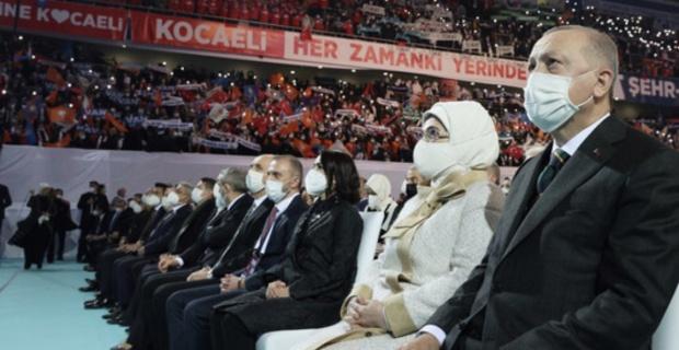 AK Parti MKYK'sı belli oldu