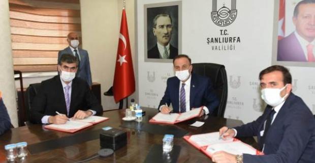 Barış Pınarındaki Okul İçin İmzalar Atıldı