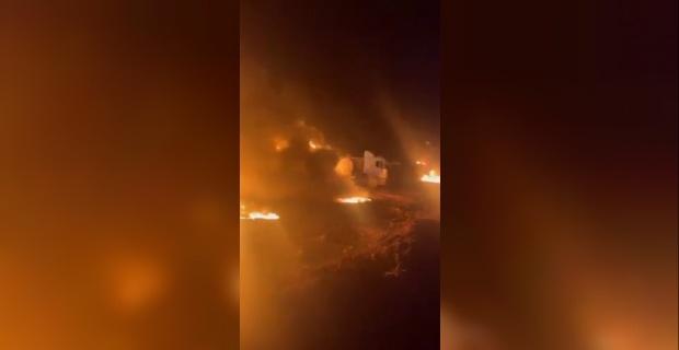 Cerablus ve El Bab'a füzeli saldırı