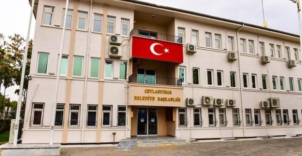 Ceylanpınar Belediye Binası Adalet Sarayı olacak